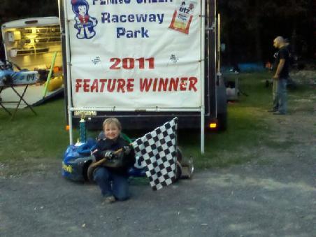 PENNS CREEK Raceway Park, llc